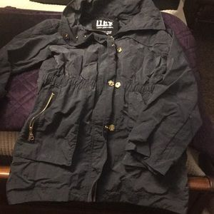 G.E.T. Jacket in deep gray color